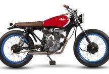Honda CG125 - BELLADONNA
