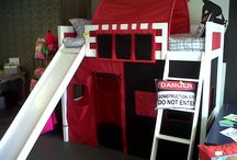 Kids Beds / Whether your child is at the age where they love to pretend and play games or need a quite place to do home work we have something that will suite your needs. From Loft beds and bunk beds to Fantasy beds and Smart beds there is something here that you and your child will absolutely love