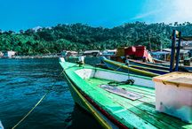 Pahawang, Lampung, Indonesia