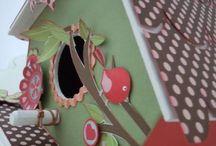 Birdhouses - Casas de Passarinho