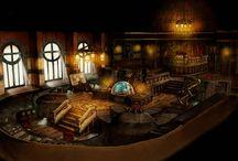 Grafika Steampunk Gothic