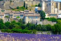 Drôme Provençale, France / Les plus beaux coins de la Drôme Provençale