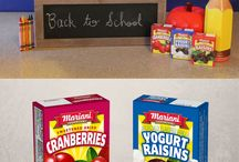 Back to School with Mariani / Back to school time can be rough, let us make it an easier transition with our collection of easy lunchbox treats, simple weeknight dinners, tasty weekend breakfast ideas and more!