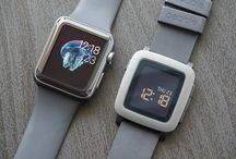 Comparativa Apple Watch vs Pebble Time / ¿Tienes un iPhone y estás pensando en comprar un smartwatch? Sin duda las mejores opciones son el Apple Watch y el Pebble Time, ¡echa un ojo a la comparativa!