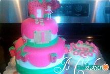 ❤J's Cakes❤ / My sister's passion for baking turned into a small business in Fort Bragg, NC / by ❤Lex Hall❤