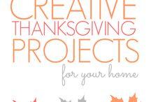 Thanksgiving  / by Jennifer Crow