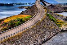 Roadtrip Norge