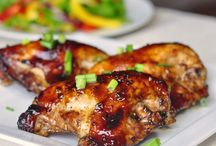 Poultry / Honey Soy Chicken