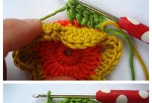 how to make... knitting/crochet