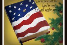 God's Glory Bible - Christmas Present / Look at what a terrific Christmas present God's Glory Bible makes!