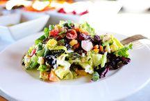 Salads / by Deryl Turner Vallett