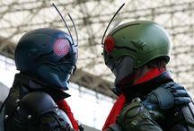Kamen Rider (Masked Rider)