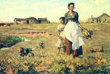 3rd Waldorf farm block prairie primer (Laura Ingalls)  / We are working our way through Laura Ingalls books with the prairie primer as our guide (sort of like Konos) / by Queen's lace