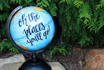 Oh the places you'll go / Travel