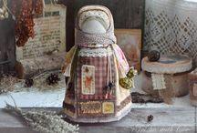 Традиционные куклы
