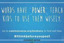 National Bullying Prevention Month / by Common Sense Media