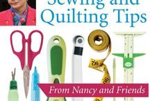 tips // quilt piecing
