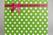 Artykuły dekoracyjne - torby ozdobne / Idealne do zapakowania w nie prezentu dla bliskiej osoby.
