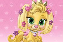 Disney Princess Pets