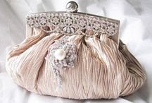 Vintage Wedding Bag <3