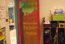 Classroom decor / by Christy 'Cavanaugh' Curtis