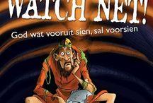 My Afrikaans.