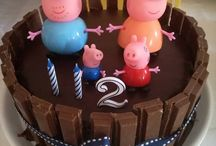 Christopher's Peppa Pig party