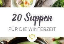 Suppen für den Winter