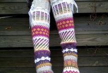 Knitting / Villasukkaideoita