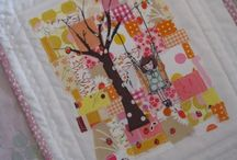 Mini Quilts / Inspirational Small quilts