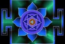 yantra  n  mantra