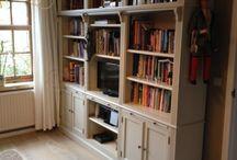 bibliotheekkasten