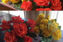 Mi taller de flores / Arreglos florales
