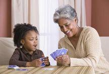 Card games for grandkids