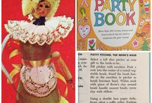 Vintage cookbooks / by Nikki G.