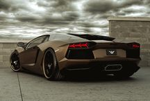 Exotic Cars / by Eikon Mobile
