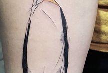 Pinguino tattoo