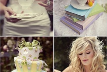 Wonderland wedding idea's