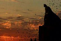 Batman / Batman, Bruce Wayne, and the Dark Knight Trilogy