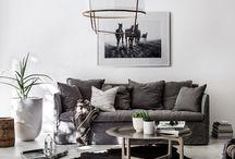 Lounge IDEAS Griggio divano