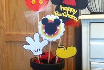 aniversario mickey mouse
