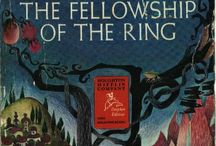 Lord of the Rings and bookish things / I'm on the hunt for anything Tolkien