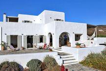 Cycladic Arhitecture