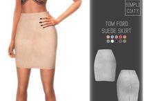 TS4 Clothes CC