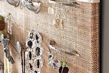 Jewelry design studio and storage / Jewelry design studio and storage