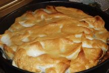Kysnute kolace (grandmother cakes)
