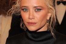 Hourglass ¬ Mary-Kate Olsen / by Zuneta Beauty