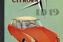 Vintage car ads and posters / by Bird Wright