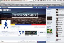 AIESEC comm moodboard