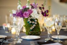 Decor Ideas / Enclosed are ideas for decor - Tables, Card table, Card Box and more!!!